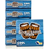 Double Barrel Surf Wax - Cool Water - 6 Pack