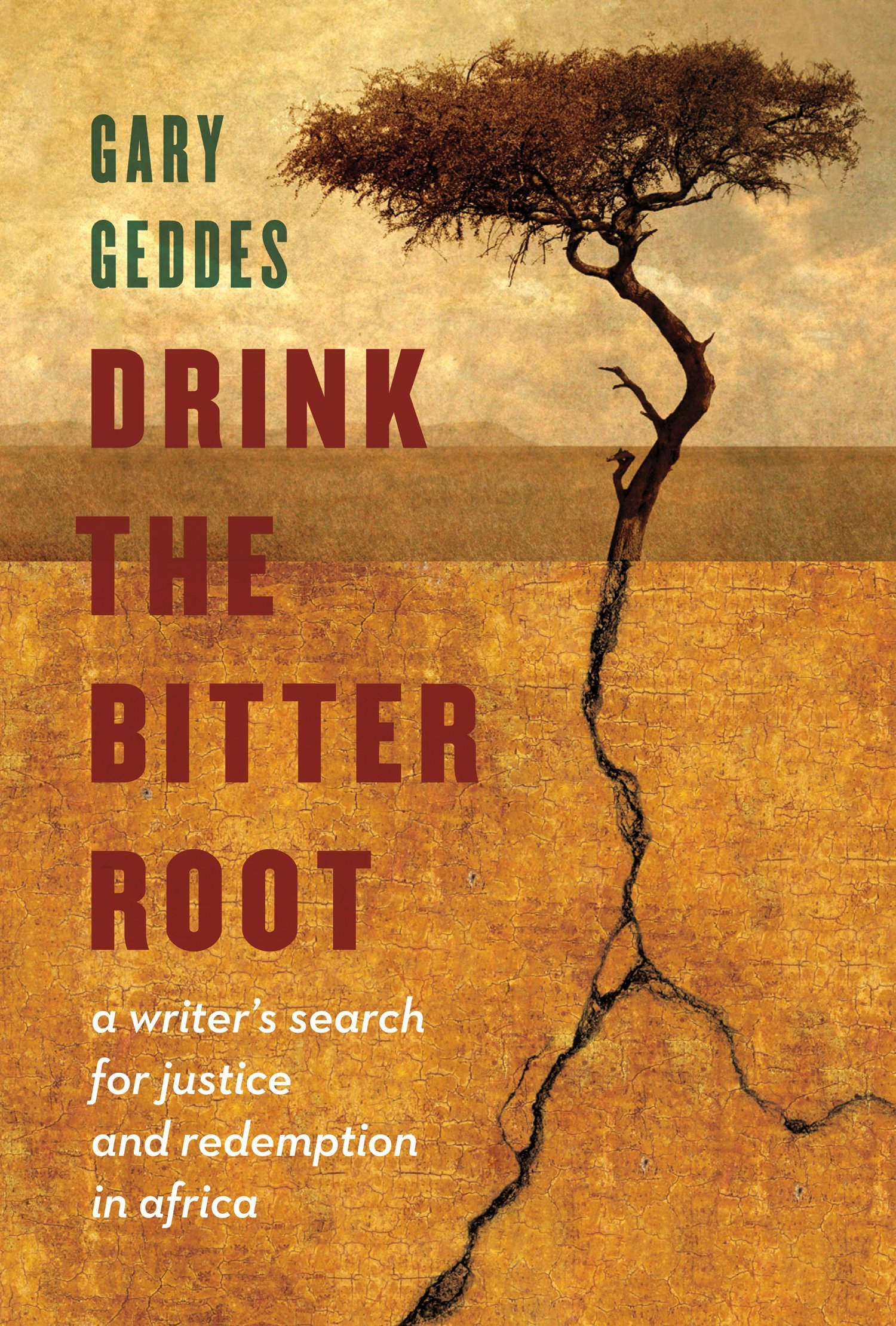 Drink the Bitter Root: A Search for Justice and Healing in Africa   [DRINK THE BITTER ROOT] [Hardcover] pdf