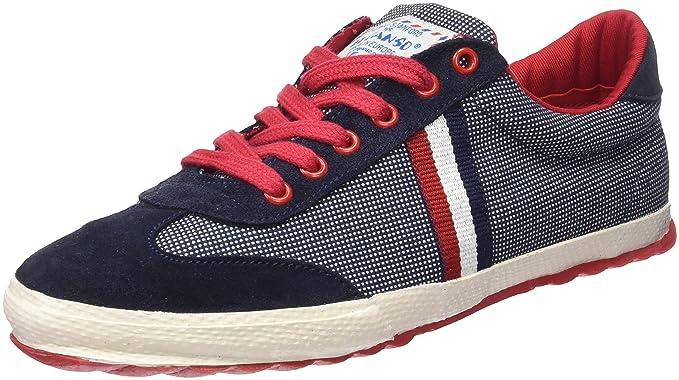 EL GANSO 4110s160031, Zapatos para Hombre, Azul Marino, 40 EU: Amazon.es: Ropa y accesorios