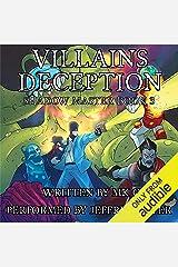 Villains Deception: The Shadow Master, Book 3 Audible Audiobook