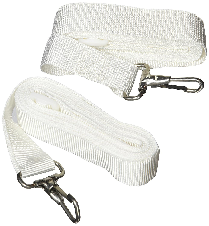 Seachoice 78801 Adjustable Bimini Top Straps - White 50-78801