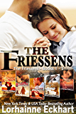 The Friessens Books 1 - 5 Boxed Set : A Big Family Romance Series (The Friessen Legacy Book 3)