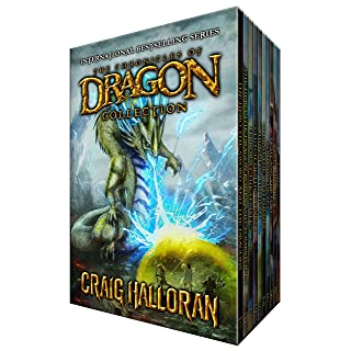 The Chronicles of Dragon Collection (Series #1 Books 1-10)