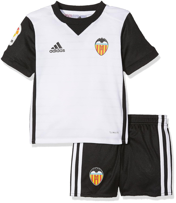 Adidas Vcf H Mini Conjunto, Unisex niños, Blanco, 110-4/5 años: Amazon.es: Deportes y aire libre