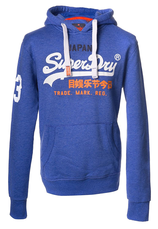 Superdry Herren Sweatshirts & -Hosen Vintage Logo New Hood