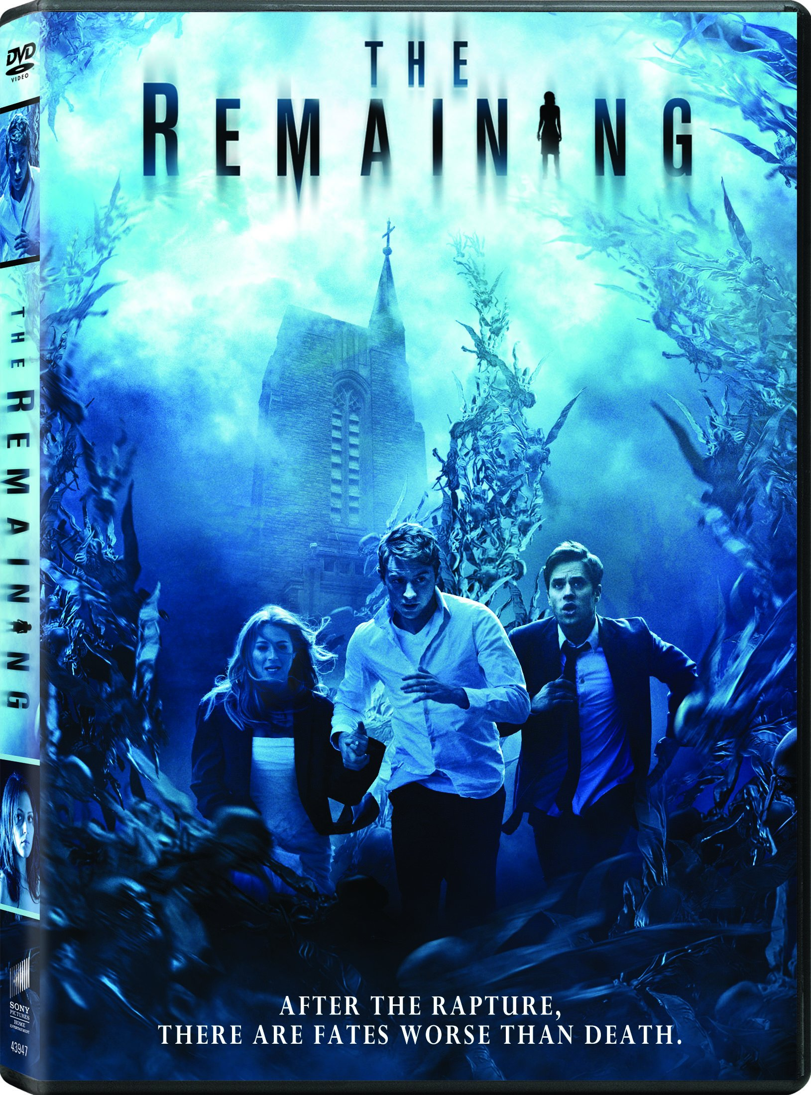 DVD : The Remaining (Digital Theater System, , Dolby)