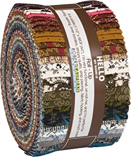 Moose Lake Strip-pies by Cheryl Haynes 42 2.5-inch Strips Benartex STMLKPK