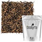 Tealyra - Yunnan Golden Special - Black Loose Leaf Tea - Best Chinese Black Tea - Organically Grown - Perfect Morning…