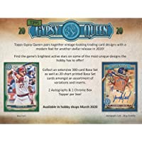 $149 » 2020 Topps Gypsy Queen Hobby Edition Factory Sealed 24 Pack Box - Fanatics Authentic Certified…