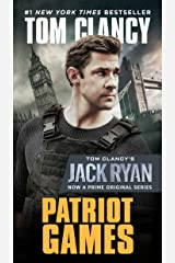 Patriot Games (A Jack Ryan Novel Book 2) Kindle Edition