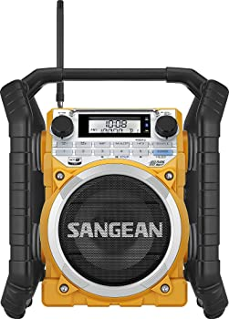 Sangean U4 Digital Jobsite Radio