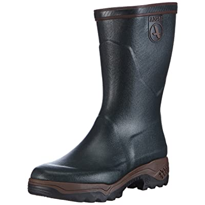 Aigle Unisex Adults' Parcours 2 Bottillon Work Wellingtons: Shoes