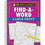 Brain Games - Find a Word - Large Print