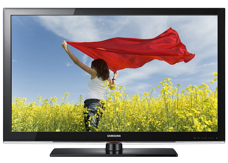Amazon.com: Samsung LN40C530 40-Inch 1080p 60 Hz LCD HDTV (Black ... for Samsung Flat Screen Tv 32 Inch  103wja