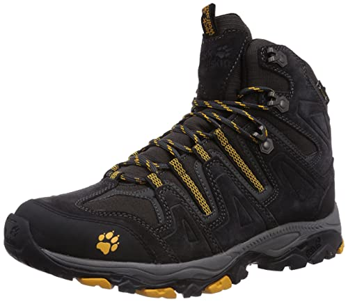 look for official images undefeated x Jack Wolfskin MOUNTAIN ATTACK MID TEXAPORE M Herren Trekking- &  Wanderstiefel