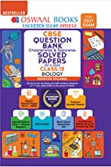Oswaal CBSE Question Bank Class 12 Biology Chapterwise & Topicwise Solved Papers (Reduced Syllabus) (For 2021 Exam) Kindle Edition