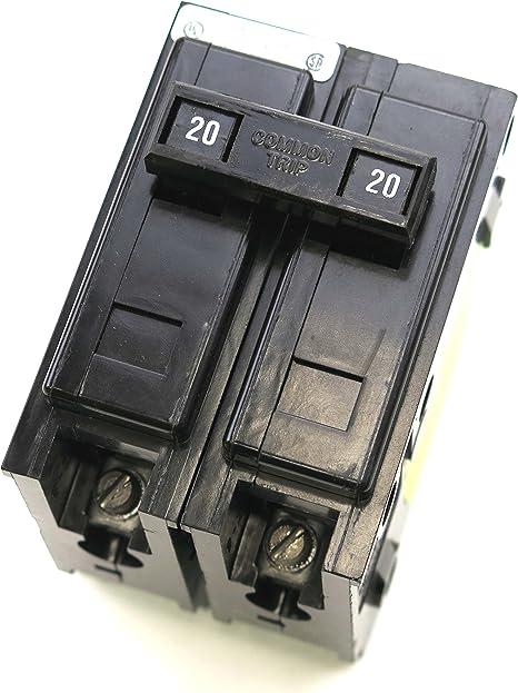 Cutler Hammer QBHW3020H 20A 3-Pole 240V Circuit Breaker 307