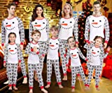 Matching Family Christmas Pajamas for Men Kids Boys