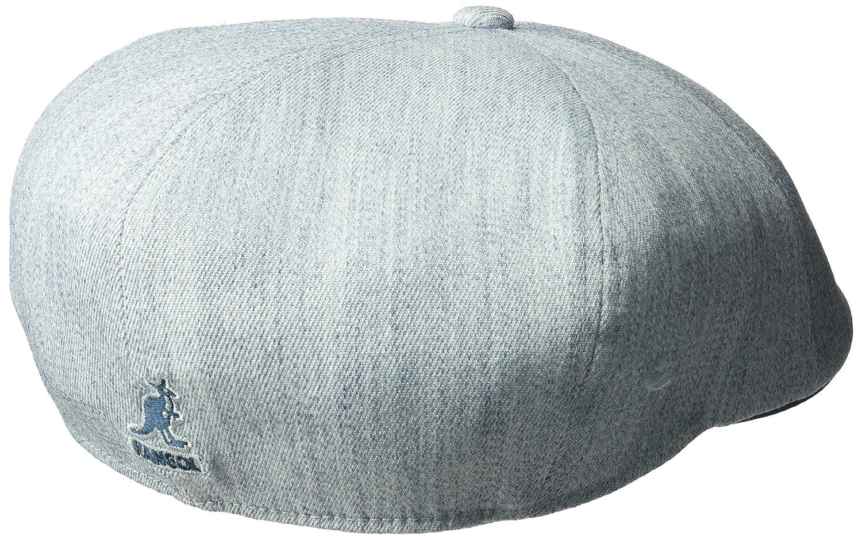 45e8fdb97ab9d Kangol Men's Wool Flexfit 504 Ivy Cap at Amazon Men's Clothing store: