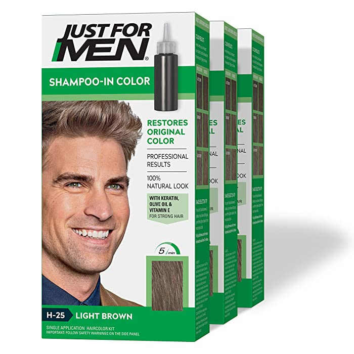 Top 10 Organic Safe Mens Home Hair Color