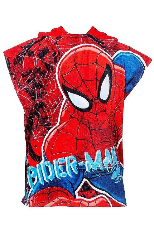 Poncho toalla Spiderman Marvel