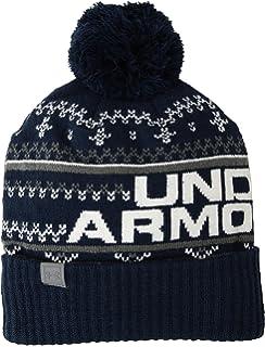 1d3302e7705 Under Armour Men s UA Pom Beanie - Artillery Green