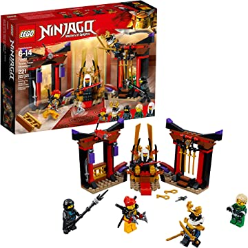 Amazon.com: IliGo The Whole Ninjago Ninja Crew: 12 Ninja ...