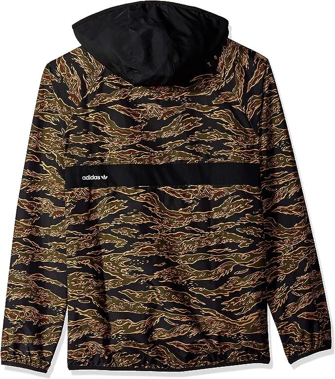 Skateboarding Over Print Originals All Jacket Adidas Camo Wind Men's Packable hrstCQd