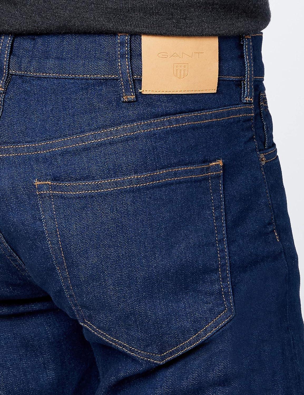Gant Jeans Dritti Jean Regular Amazon it Uomo Abbigliamento pzqpP