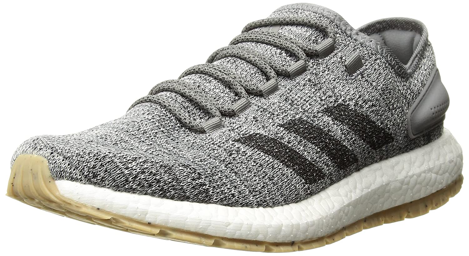 adidas Men's Pureboost ATR Running Shoe B01MY0JR92 6 D(M) US|White/Black/Grey Three