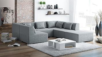 Sofa Couchgarnitur Couch Sofagarnitur Supermax 6 Teile Inkl 7
