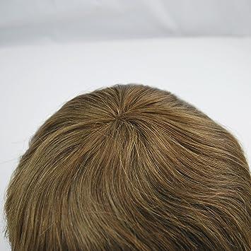 Amazon.com : Light Brown Mens Hair Toupee