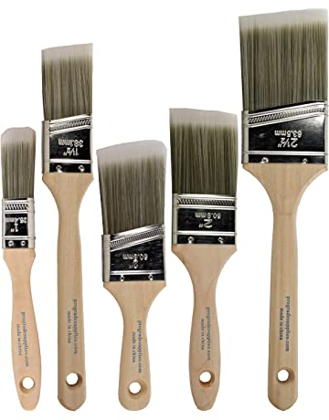 Other Bath & Body Supplies Reliable Set Of 6 Black Duck Brand Utility Brushes