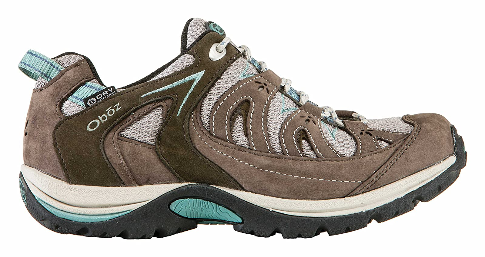 Oboz Women's Mystic Low Bdry Hiking Bluebell 6 M US - 2