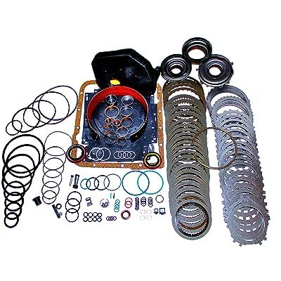 4L60E Transmission Rebuild Kit Heavy Duty Master Kit with 3-4 Power-pack: Automotive