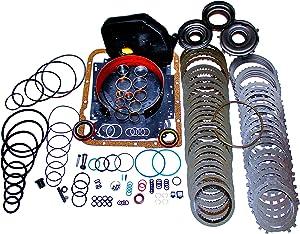4L60E Transmission Rebuild Kit Heavy Duty Master Kit with 3-4 Power-pack