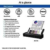 Epson Workforce ES-200 Color Portable Document