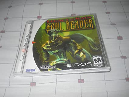 Amazon.com: Legacy of Kain: Soul Reaver: Unknown: Video Games
