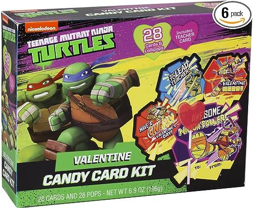 Amazon.com : Frankford Candy Company Teenage Mutant Ninja ...