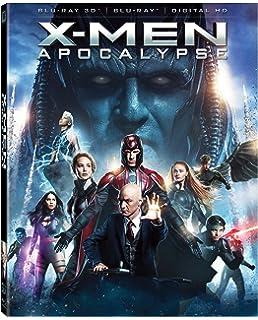 X Men Apocalypse Blu Ray Bilingual Import