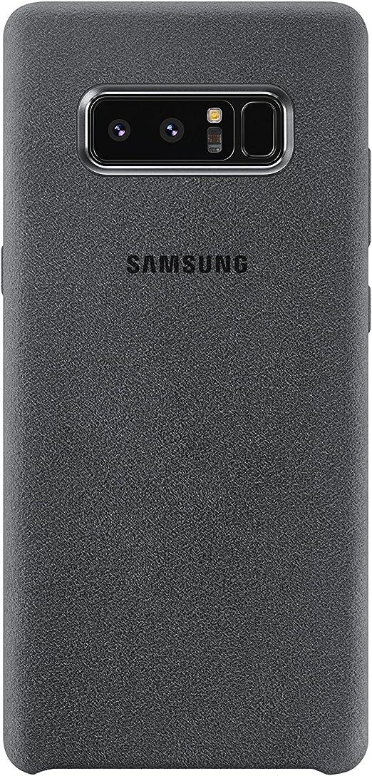 Samsung Note 8 Alcantara Cover: Amazon.es: Electrónica