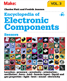 Encyclopedia of Electronic Components Volume 3: Sensors for Location, Presence, Proximity, Orientation, Oscillation, Force, Load, Human Input, Liquid and ... Light, Heat, Sound, and Electricity