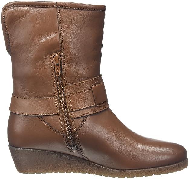 Madara, Bottes Classiques Femme - Marron - Brown (Tan Leather), 39 EU (6 UK)Lotus