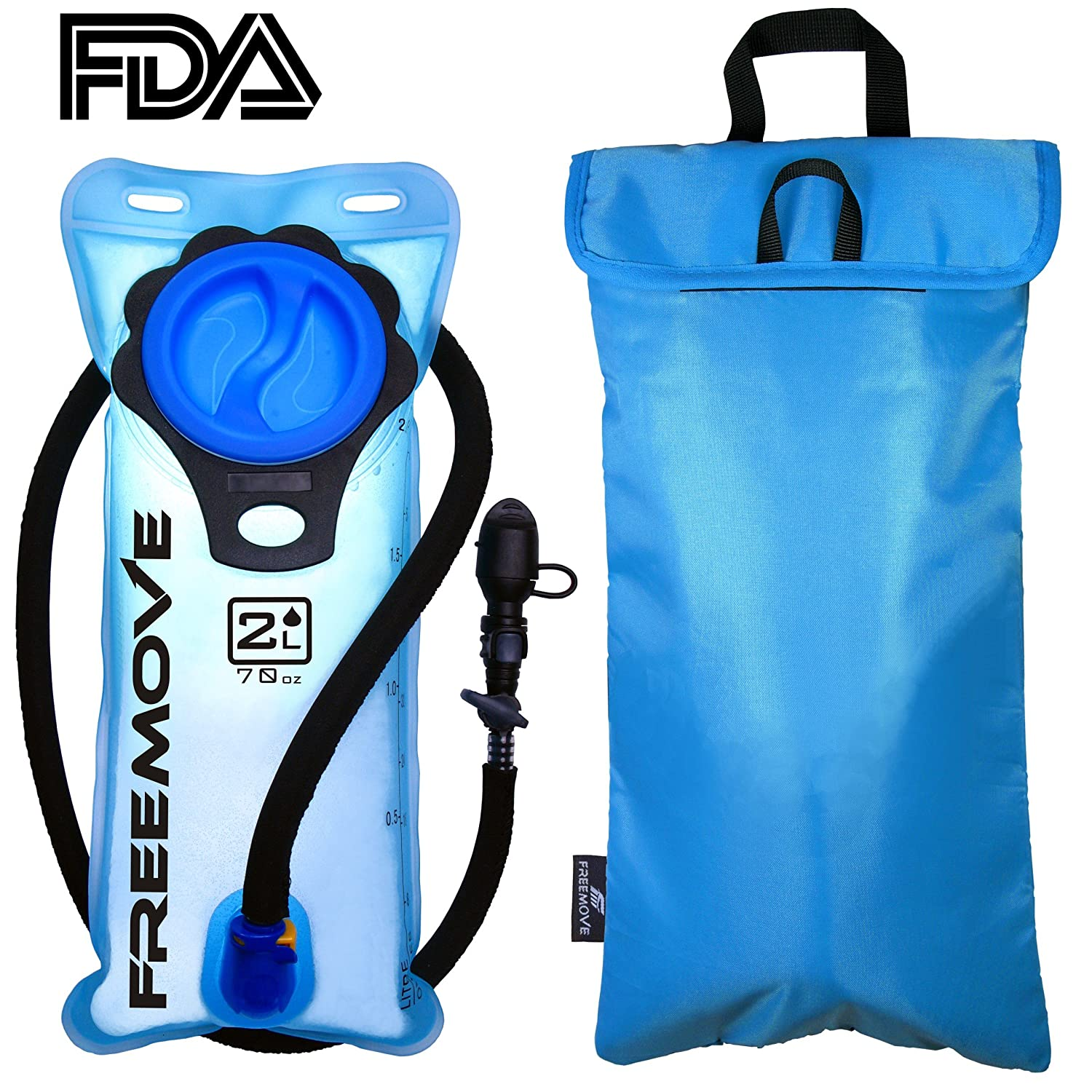 2L Hydration Pack Water Bladder & Cooler Bag