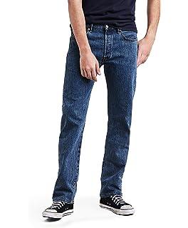 55f90c35 Levi's 501 Original Fit Men's Jeans: Amazon.co.uk: Clothing