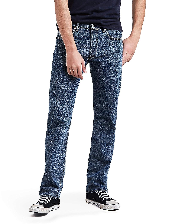 d8601781 Levi's Men's 501 Original Fit Jeans: Levis: Amazon.co.uk: Clothing
