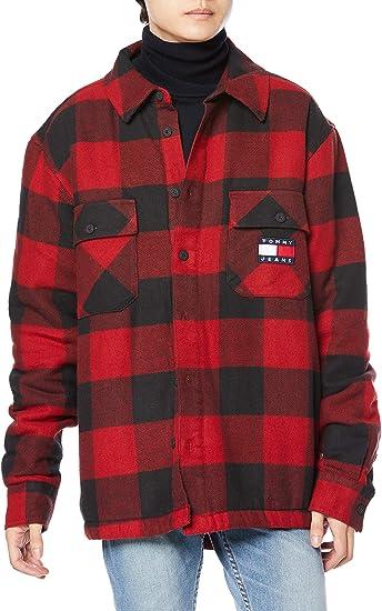 (トミーヒルフィガー) TOMMY HILFIGER バファローチェックシャツ DM09394