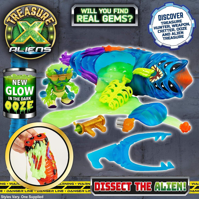 Treasure x alieni Stagione 2