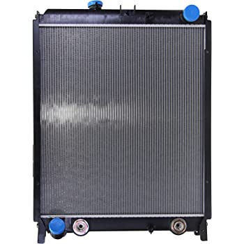 New Replacement Radiator For Hino 238, 258, 268, 338 - S160906840 16400E0070 16400E0071