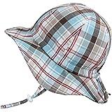 5c8d438d105 vivobiniya Baby Boy Sun Hats Toddler Boy Bucket Hats Kid Sun Helmet ...